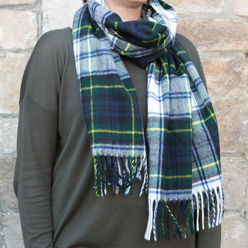 Scarf - Tartan 50cm - Dress Gordon